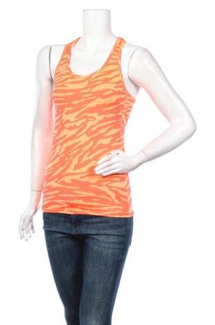 Дамски потник H&M Sport, Размер S, Цвят Оранжев, 94% полиестер, 6% еластан, Цена 5,25лв.