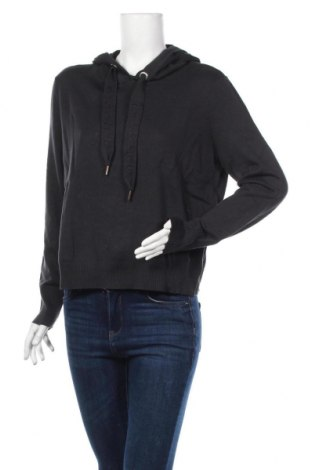 Дамски пуловер Ajc, Размер L, Цвят Сив, 50% памук, 50% полиакрил, Цена 29,68лв.