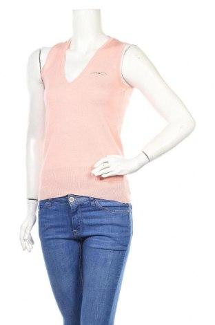 Дамски пуловер Animo, Размер S, Цвят Розов, 100% мерино, Цена 6,50лв.