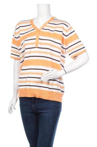 Γυναικείο πουλόβερ Canda, Μέγεθος XXL, Χρώμα Πολύχρωμο, Τιμή 14,94€