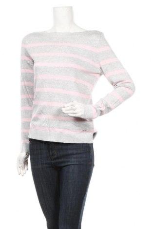 Γυναικείο πουλόβερ S.Oliver, Μέγεθος S, Χρώμα Γκρί, 60% βισκόζη, 20% πολυαμίδη, 20% βαμβάκι, Τιμή 35,57€