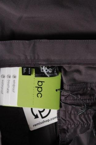 Дамски спортен панталон Bpc Bonprix Collection, Размер L, Цвят Сив, 92% полиестер, 8% еластан, Цена 15,50лв.