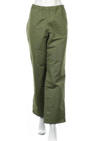 Дамски спортен панталон Bpc Bonprix Collection, Размер XL, Цвят Зелен, 100% полиестер, Цена 10,62лв.