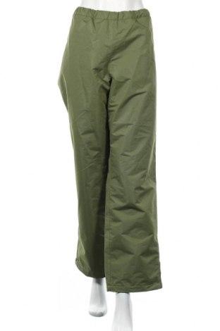 Дамски спортен панталон Bpc Bonprix Collection, Размер XXL, Цвят Зелен, 100% полиестер, Цена 10,62лв.