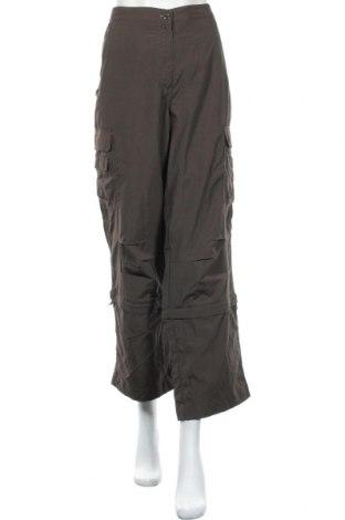 Дамски спортен панталон Crane, Размер XL, Цвят Зелен, Полиамид, Цена 5,88лв.