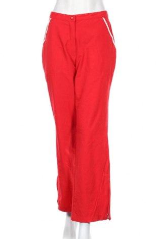 Дамски спортен панталон Crane, Размер M, Цвят Червен, 94% полиамид, 6% еластан, Цена 7,35лв.