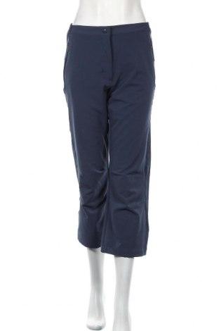 Дамски спортен панталон Crane Sports, Размер M, Цвят Син, 88% полиестер, 12% еластан, Цена 4,41лв.