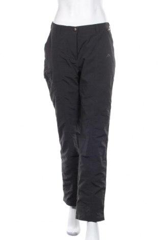 Дамски спортен панталон Maier Sports, Размер M, Цвят Сив, Полиамид, Цена 15,49лв.