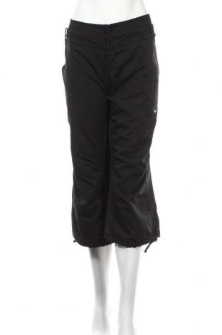 Дамски спортен панталон Nike, Размер XL, Цвят Черен, Полиестер, Цена 8,40лв.