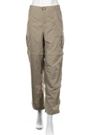 Дамски спортен панталон Rei, Размер XL, Цвят Бежов, Полиамид, Цена 8,14лв.