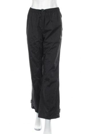 Дамски спортен панталон Tenson, Размер S, Цвят Черен, Полиамид, Цена 6,04лв.