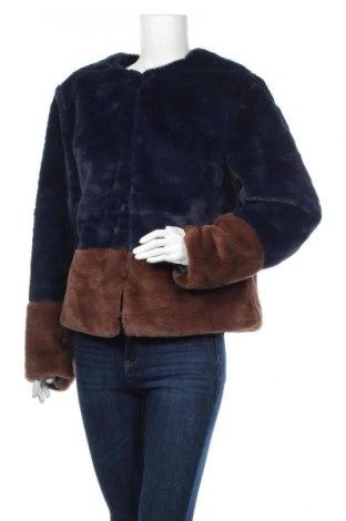 Дамско палто Bpc Bonprix Collection, Размер L, Цвят Кафяв, Полиестер, Цена 46,36лв.