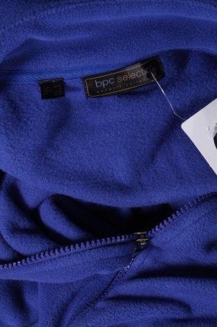 Дамско поларено горнище Bpc Bonprix Collection, Размер L, Цвят Син, Полиестер, Цена 36,00лв.