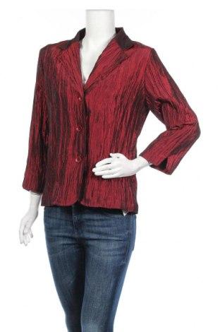 Дамско сако Andrea, Размер M, Цвят Червен, 55% полиестер, 45% полиамид, Цена 3,31лв.
