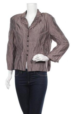 Дамско сако Gerry Weber, Размер L, Цвят Кафяв, Ацетат, Цена 26,56лв.