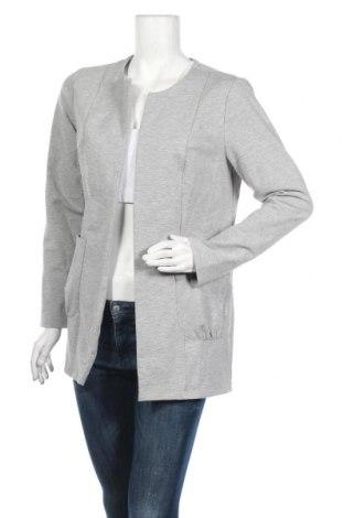 Γυναικείο σακάκι Linea, Μέγεθος M, Χρώμα Γκρί, Τιμή 15,59€