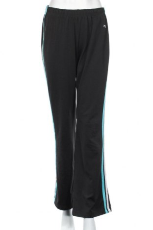 Damskie spodnie sportowe Fila, Rozmiar L, Kolor Czarny, 90% poliester, 10% elastyna, Cena 69,00zł