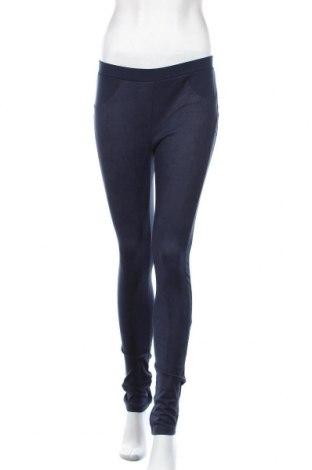 Damskie spodnie sportowe Laura Scott, Rozmiar S, Kolor Niebieski, 60% poliester, 35% wiskoza, 5% elastyna, Cena 84,00zł