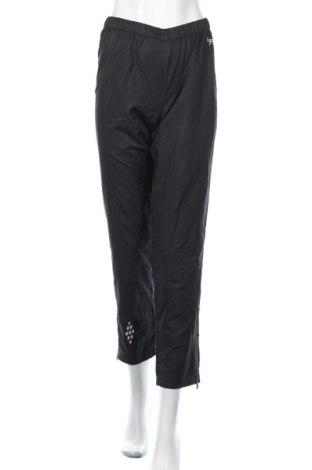Damskie spodnie sportowe Ozon, Rozmiar S, Kolor Czarny, Poliester, Cena 84,00zł