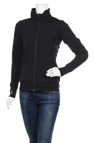 Damska bluza sportowa Active By Tchibo, Rozmiar XS, Kolor Czarny, 87% poliester, 13% elastyna, Cena 84,00zł