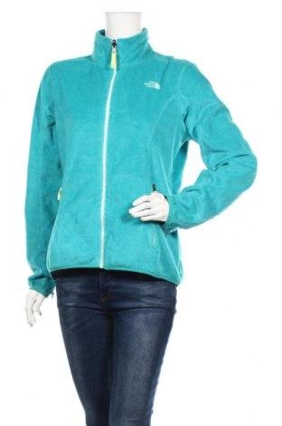 Damska bluza sportowa The North Face, Rozmiar M, Kolor Niebieski, Poliester, Cena 162,00zł