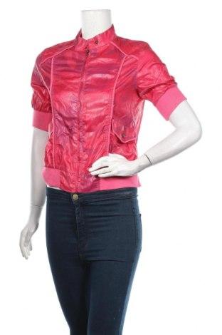 Дамско спортно яке, Размер M, Цвят Розов, Цена 9,45лв.