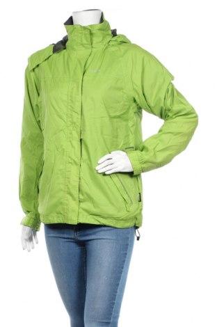 Дамско спортно яке Icepeak, Размер M, Цвят Зелен, Полиамид, Цена 13,65лв.