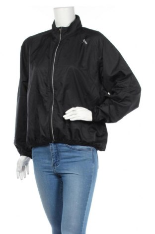 Дамско спортно яке Ozon, Размер XXL, Цвят Черен, Полиестер, Цена 10,24лв.