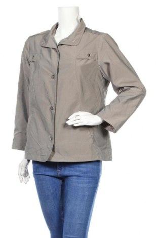 Дамско яке, Размер M, Цвят Сив, 55% полиамид, 45% полиестер, Цена 3,26лв.