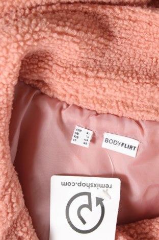 Дамско яке Body Flirt, Размер L, Цвят Розов, Полиестер, Цена 39,20лв.