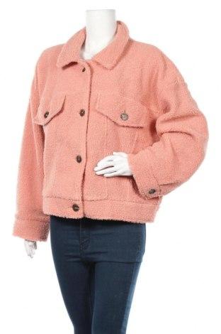 Дамско яке Body Flirt, Размер XL, Цвят Розов, Полиестер, Цена 41,44лв.