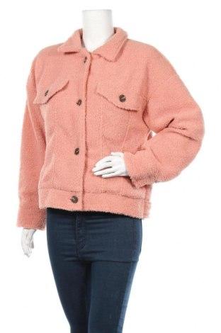 Дамско яке Body Flirt, Размер L, Цвят Розов, Полиестер, Цена 41,44лв.