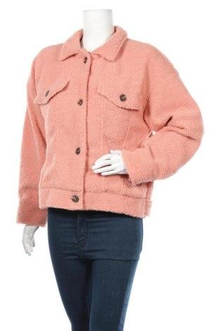Дамско яке Body Flirt, Размер M, Цвят Розов, Полиестер, Цена 41,44лв.