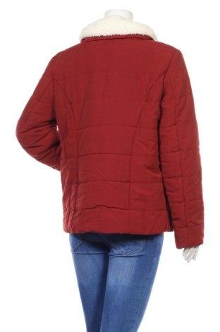 Дамско яке Bpc Bonprix Collection, Размер L, Цвят Червен, Полиестер, Цена 17,64лв.