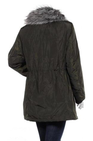 Дамско яке Bpc Bonprix Collection, Размер M, Цвят Зелен, Полиестер, Цена 45,14лв.