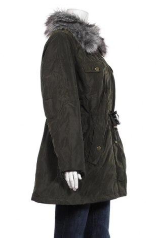 Дамско яке Bpc Bonprix Collection, Размер M, Цвят Зелен, Полиестер, Цена 43,92лв.