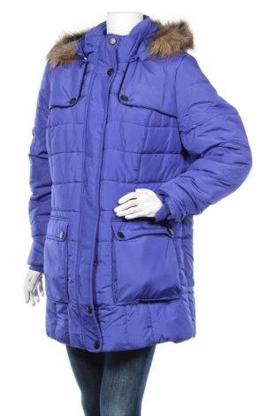 Дамско яке Bpc Bonprix Collection, Размер XL, Цвят Син, 88% полиестер, 12% полиамид, Цена 41,44лв.