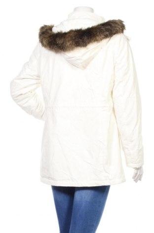 Дамско яке Bpc Bonprix Collection, Размер M, Цвят Бял, 58% полиестер, 42% памук, Цена 84,00лв.