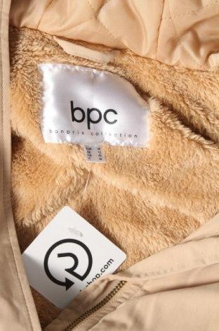 Дамско яке Bpc Bonprix Collection, Размер M, Цвят Бежов, 58% полиестер, 42% памук, Цена 39,20лв.