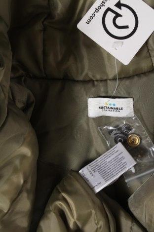Дамско яке Bpc Bonprix Collection, Размер S, Цвят Зелен, Полиестер, Цена 39,20лв.