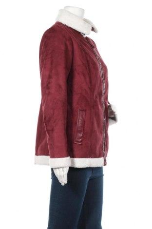 Дамско яке Bpc Bonprix Collection, Размер M, Цвят Червен, Полиестер, Цена 43,68лв.