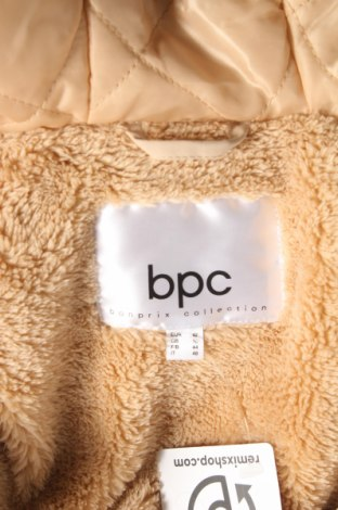 Дамско яке Bpc Bonprix Collection, Размер L, Цвят Бежов, 58% полиестер, 42% памук, Цена 84,00лв.