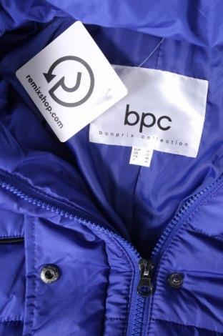 Дамско яке Bpc Bonprix Collection, Размер M, Цвят Син, 88% полиестер, 12% полиамид, Цена 16,80лв.