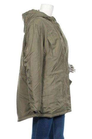 Дамско яке Bpc Bonprix Collection, Размер XXL, Цвят Зелен, Полиестер, Цена 39,20лв.