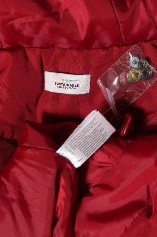 Дамско яке Bpc Bonprix Collection, Размер M, Цвят Червен, Полиестер, Цена 41,44лв.