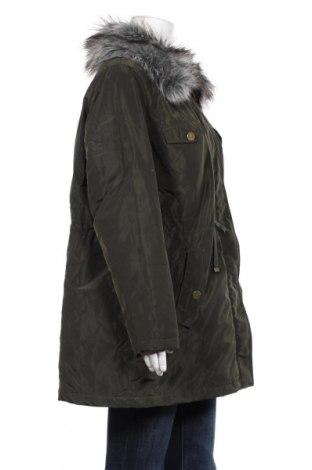 Дамско яке Bpc Bonprix Collection, Размер XL, Цвят Зелен, Полиестер, Цена 45,14лв.