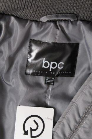 Дамско яке Bpc Bonprix Collection, Размер L, Цвят Сив, Полиестер, Цена 84,00лв.