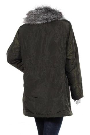 Дамско яке Bpc Bonprix Collection, Размер XL, Цвят Зелен, Полиестер, Цена 30,50лв.
