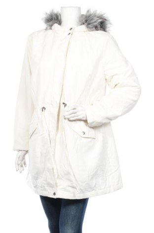 Дамско яке Bpc Bonprix Collection, Размер M, Цвят Бял, Полиестер, Цена 39,20лв.