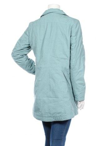 Дамско яке Bpc Bonprix Collection, Размер M, Цвят Син, 65% памук, 35% полиамид, Цена 69,00лв.